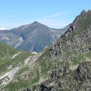 Pizzo del Prévat e Passo Campolungo