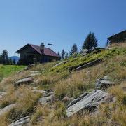 Alp de Martum 1833 m