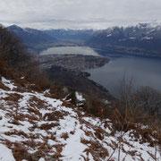 Verso Ascona e Locarno