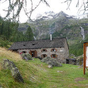Capanna Soveltra 1534 m