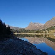 Lago d'Isola 1604 m