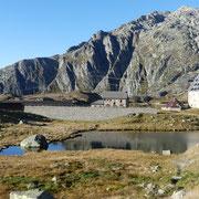 Ospizio del San Gottardo 2091 m