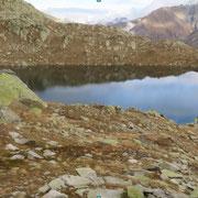 Lago d'Orsirora 2442 m