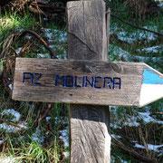 All'Alp de Martum deviazione ...