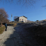 Rifugio Murelli 1200 m