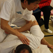 Kin'Kou Shiatsu Kehl Strasbourg: Myo-énergétique avec Hiroshi Iwaoka