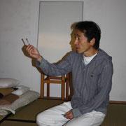Kin'Kou Shiatsu Kehl Strasbourg: Micropuncture avec Hiroshi Iwaoka