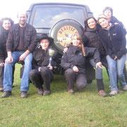 vlnr: Gabi, Wolfgang, Gerrit, Sabine, Manuela, Hannelore