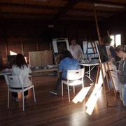 Cours de peinture Faro