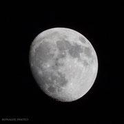 Mond mal ganz nah