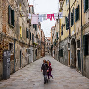 Die Gassen und Kanäle von Venedig 4
