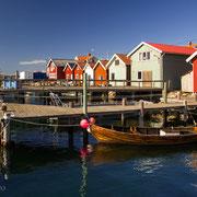Kleiner Fischerhafen auf Resö