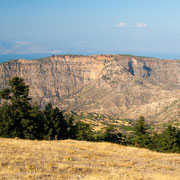 Landschaft auf dem Peloponnes