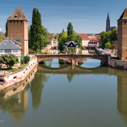 Straßburg, Ponts des Couverts