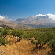 Landschaft auf der Halbinsel Mani, Peloponnes