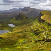 Trotternish Range, Isle of Skye