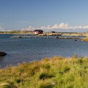 Sommer in Schweden, Insel Resö