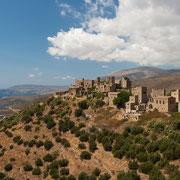 Vathia, Halbinsel Mani, Peloponnes