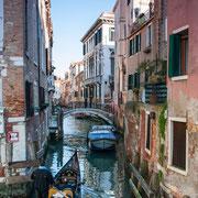 Die Gassen und Kanäle von Venedig 6