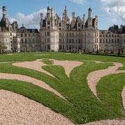 Schlossanlage von Château Chambord