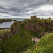 Dunnottar Castle bei Aberdeen