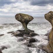 Kannesteinen auf Vågsøy