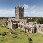 Saint David's Cathedral, Wales