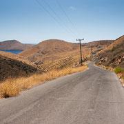 Straße zum Kap Tenaro