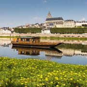 Blois und die Loire