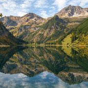Vilsalpsee, Tannheimer Berge in Tirol