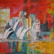 100 x 70 cm Sydney