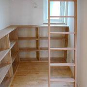 2階図書コーナー