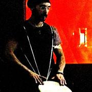 Ingo Kümmel, Improvisation, Percussion