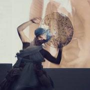 Andréa Bryan, Performance 'Schwarz'