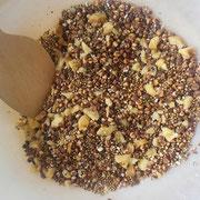 雑穀ポップは、お菓子づくりに便利なアイテムです!