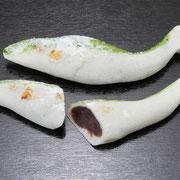塩鮎 岐阜 和菓子柏鳥堂