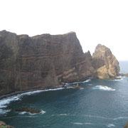 Die Ostspitze Madeiras - Sao Lourenco