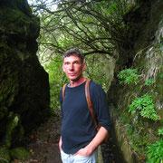 Levadawanderung im Lorbeewald