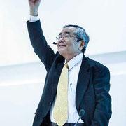 EI-ICHI NEGISHI. Nobel Prize in Chemistry (2010 ). CONCIENCIA CONFERENCE 2012.