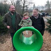 Der Familienbetrieb für Weihnachtsbäume aus Sachsen-Anhalt