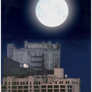 WATCH TOWER  NY. , 70 x100 cm, 1993