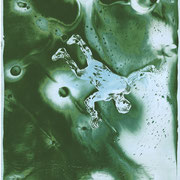 STRATO  I. 2003  Lithfilm Dia 18 x 24 cm  Polychromie, Unikat