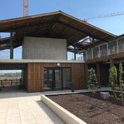 """Projet d'habitat participatif """"le Jardin suspendu"""" à Bordeuax, accompagné par Faire-Ville. Photo ©Le COL"""
