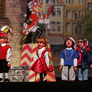 Hänneschen Theater Kinder-Puppensitzung Januar 2016
