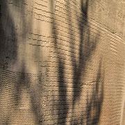 particolare muro giardino, Gradisca