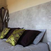 decorazione retro letto, Arezzo
