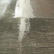 rivestimento e decorazione a rilievo in micro cemento