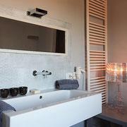 decorazione parete bagno, Arezzo