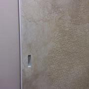 rivestimento della superficie delle pareti e della porta di una Spa, Arezzo