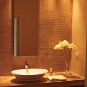 parete bagno, Montespertoli